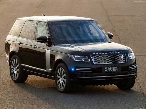 SUV chong dan Range Rover Sentinel 2019, 'vu khi' cua dai gia hinh anh 1