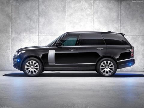SUV chong dan Range Rover Sentinel 2019, 'vu khi' cua dai gia hinh anh 3