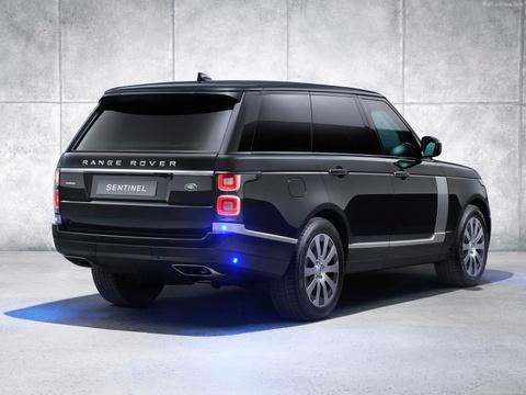 SUV chong dan Range Rover Sentinel 2019, 'vu khi' cua dai gia hinh anh 2