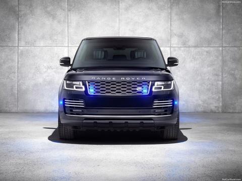 SUV chong dan Range Rover Sentinel 2019, 'vu khi' cua dai gia hinh anh 5