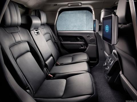 SUV chong dan Range Rover Sentinel 2019, 'vu khi' cua dai gia hinh anh 9