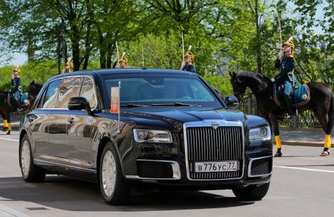 Limousine cua ong Putin co ban thuong mai, doi thu cua Rolls-Royce hinh anh 11