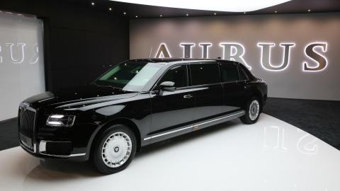Limousine cua ong Putin co ban thuong mai, doi thu cua Rolls-Royce hinh anh 2