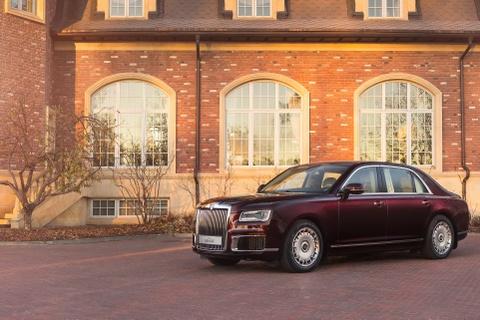 Limousine cua ong Putin co ban thuong mai, doi thu cua Rolls-Royce hinh anh 8
