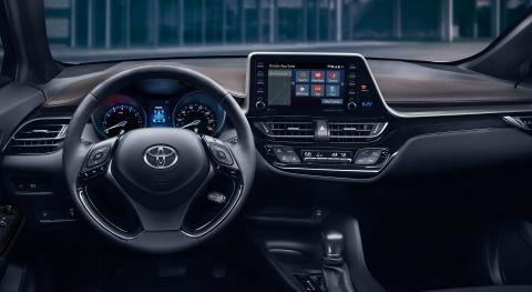 Crossover co nho Toyota C-HR 2019 co gia tu 21.000 USD hinh anh 5
