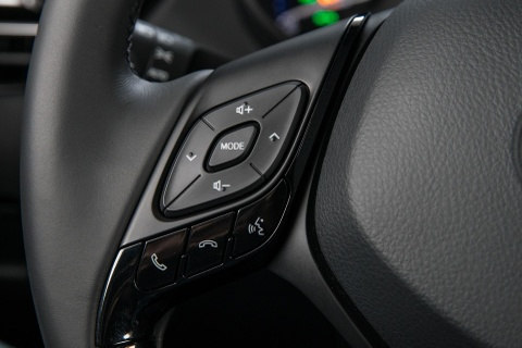 Crossover co nho Toyota C-HR 2019 co gia tu 21.000 USD hinh anh 4