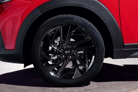 SUV 'hieu suat cao' Hyundai Tucson N Line, khong manh nhung dep hon hinh anh 7