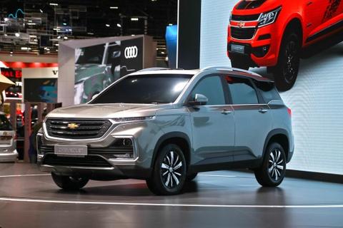 Chevrolet Captiva 2019 - khi xe Trung Quoc gan mac xe My hinh anh 1