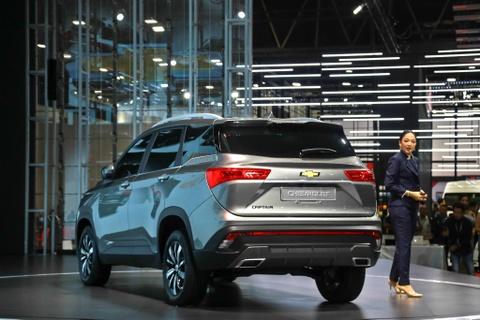 Chevrolet Captiva 2019 - khi xe Trung Quoc gan mac xe My hinh anh 2