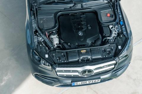 Mercedes-Benz GLS 2020 ra mat, loi dap tra cho BMW X7 hinh anh 6