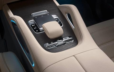 Mercedes-Benz GLS 2020 ra mat, loi dap tra cho BMW X7 hinh anh 9