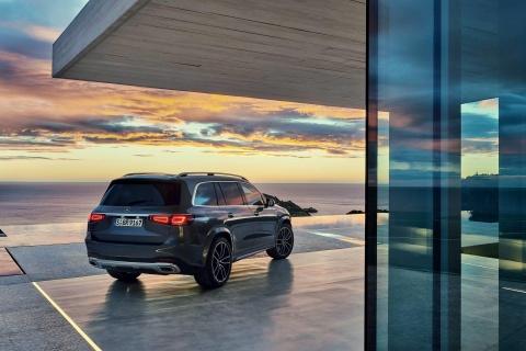 Mercedes-Benz GLS 2020 ra mat, loi dap tra cho BMW X7 hinh anh 4