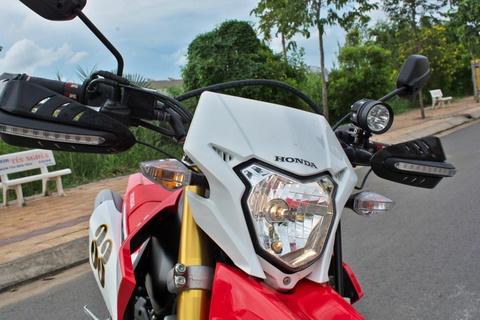 Danh gia Honda CRF150L - cao cao cho nguoi moi, khong danh cho di pho hinh anh 9