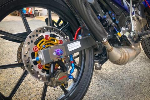 'Ya Z' do phong cach xe dua hon 150 trieu cua biker Nha Trang hinh anh 7