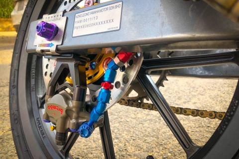 'Ya Z' do phong cach xe dua hon 150 trieu cua biker Nha Trang hinh anh 8