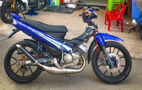 'Ya Z' do phong cach xe dua hon 150 trieu cua biker Nha Trang hinh anh 1