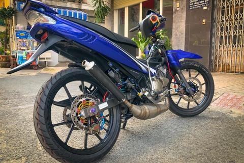 'Ya Z' do phong cach xe dua hon 150 trieu cua biker Nha Trang hinh anh 2