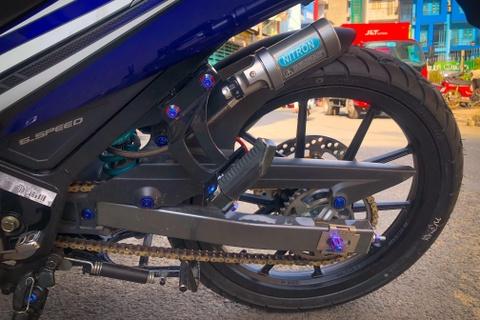 'Ya Z' do phong cach xe dua hon 150 trieu cua biker Nha Trang hinh anh 9