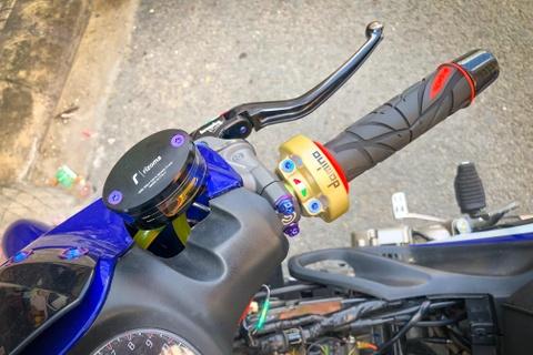 'Ya Z' do phong cach xe dua hon 150 trieu cua biker Nha Trang hinh anh 4