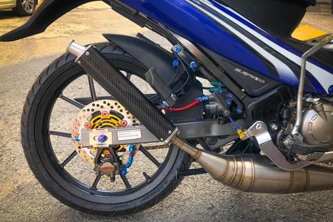 'Ya Z' do phong cach xe dua hon 150 trieu cua biker Nha Trang hinh anh 10