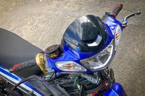 'Ya Z' do phong cach xe dua hon 150 trieu cua biker Nha Trang hinh anh 5