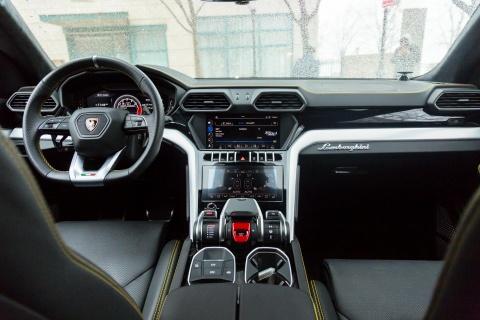 Urus - sieu SUV se giup Lamborghini vuot qua Ferrari? hinh anh 7