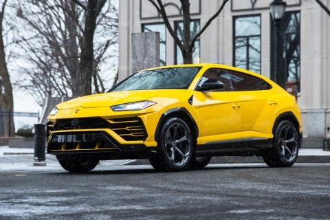 Urus - sieu SUV se giup Lamborghini vuot qua Ferrari? hinh anh 11