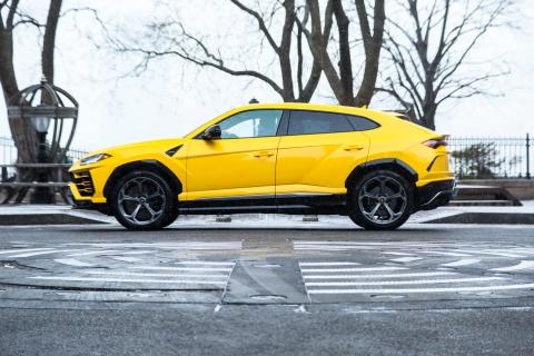 Urus - sieu SUV se giup Lamborghini vuot qua Ferrari? hinh anh 3
