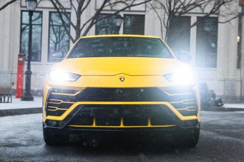 Urus - sieu SUV se giup Lamborghini vuot qua Ferrari? hinh anh 10