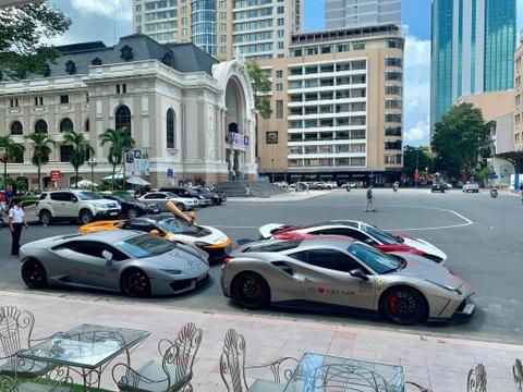Điểm danh những siêu xe sẽ tham gia Car Passion 2019