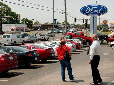 Mua ôtô tại Mỹ - không 'mặc cả', khó có giá tốt