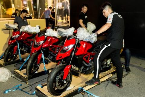 'Tân binh' Ducati Hypermotard 950 cập bến VN, giá 460 triệu đồng