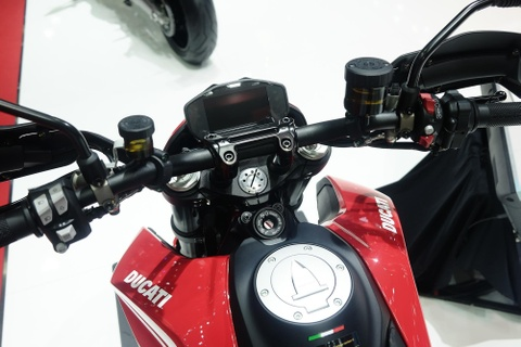 'Tan binh' Ducati Hypermotard 950 cap ben VN, gia 460 trieu dong hinh anh 7