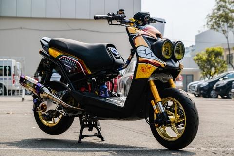 Yamaha BWS voi goi do 200 trieu dong tai TP.HCM hinh anh