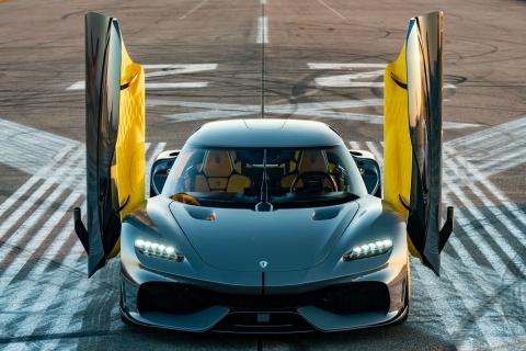 Koenigsegg Gemera duoc ra mat tai Thai Lan, gia hon 3,5 trieu USD hinh anh