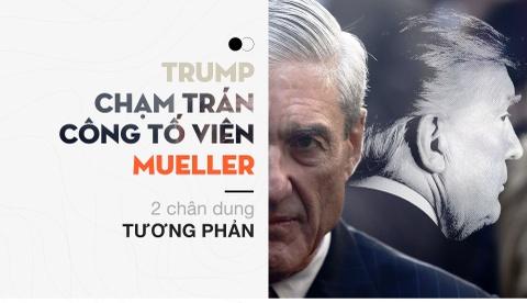 Trump vs. Mueller: Xuat than quy toc, dinh menh doi dau hinh anh 2