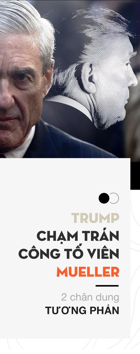 Trump vs. Mueller: Xuat than quy toc, dinh menh doi dau hinh anh 1