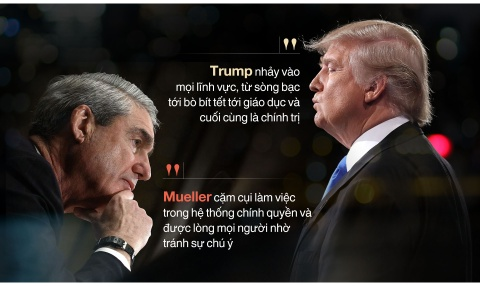 Trump vs. Mueller: Xuat than quy toc, dinh menh doi dau hinh anh 17