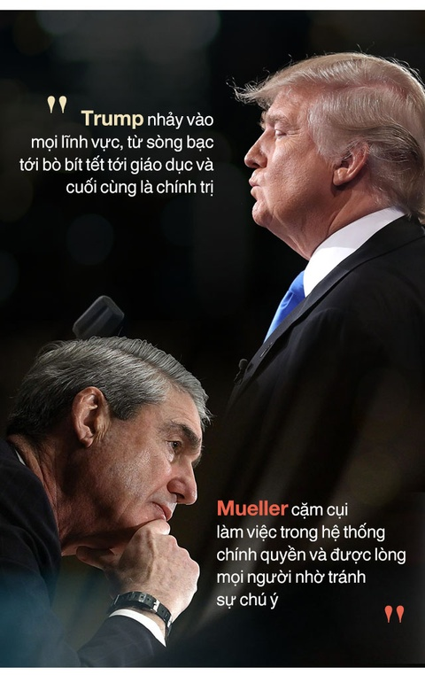 Trump vs. Mueller: Xuat than quy toc, dinh menh doi dau hinh anh 16