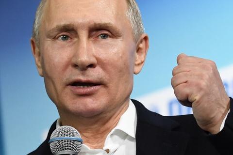 Tong thong Putin: Tao bao, manh me va niem tu hao cua nguoi Nga hinh anh