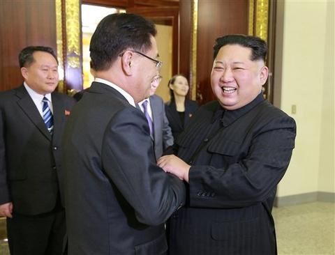 Seoul: Trieu Tien nhuong bo, khong yeu cau My rut khoi Han Quoc hinh anh