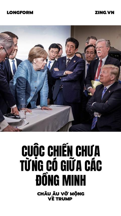 Cuoc chien chua tung co giua cac dong minh - chau Au vo mong ve Trump hinh anh 1