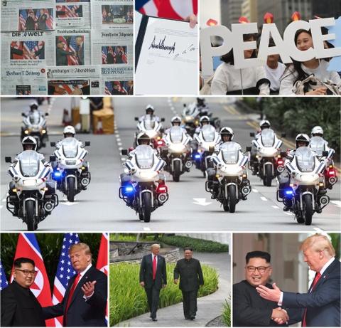 'Hai ong Trump - Kim Jong Un deu rat dac biet' hinh anh 12