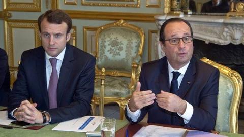 Ong Macron chong lai truong cu, 'lo dao tao' cac tong thong Phap hinh anh 1