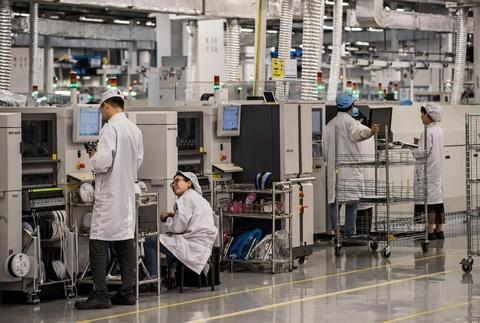Ben trong dai ban doanh Huawei o 'Thung lung Silicon' cua Trung Quoc hinh anh 2