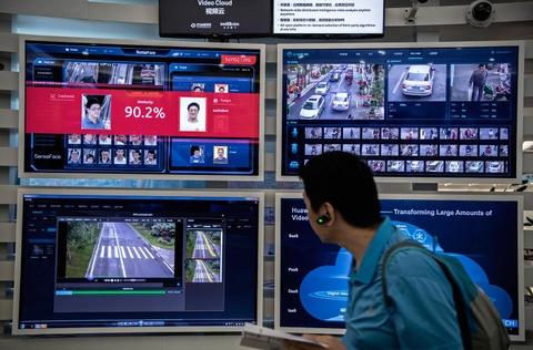 Ben trong dai ban doanh Huawei o 'Thung lung Silicon' cua Trung Quoc hinh anh 4