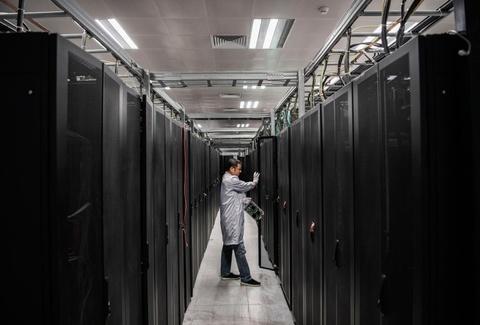 Ben trong dai ban doanh Huawei o 'Thung lung Silicon' cua Trung Quoc hinh anh 7