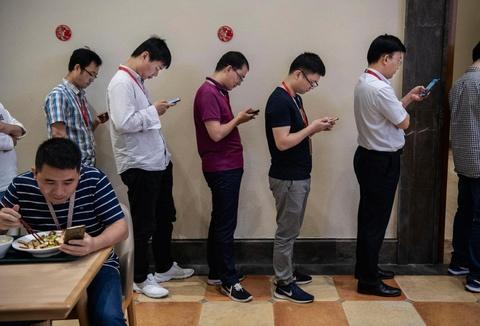 Ben trong dai ban doanh Huawei o 'Thung lung Silicon' cua Trung Quoc hinh anh 9