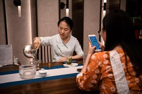 Ben trong dai ban doanh Huawei o 'Thung lung Silicon' cua Trung Quoc hinh anh 14