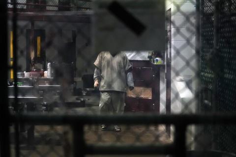 Moi tu nhan Guantanamo tieu ton cua My 13 trieu USD/nam hinh anh